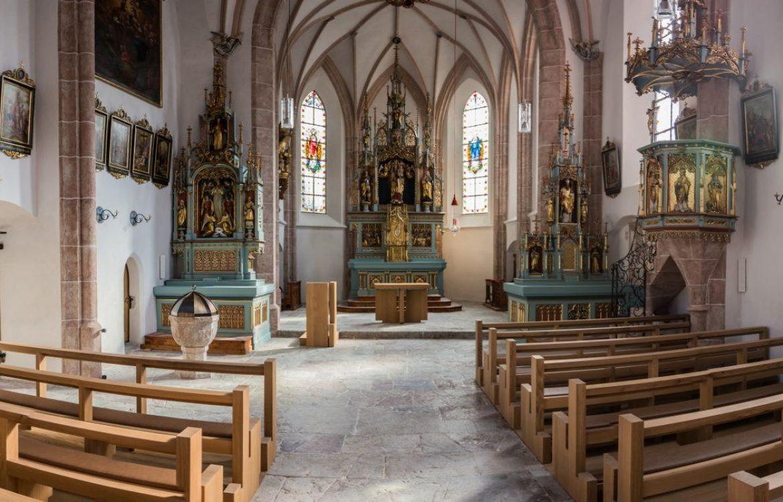Josef Pohl Thema Kirchen