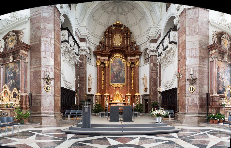 Leo Gutmann Thema Kirchen